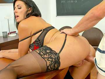 Reagan Foxx in My First Sex Teacher 2