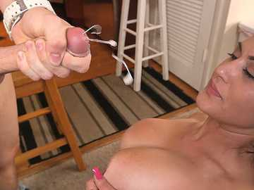 Carmen Ross: Latina Shakes Big Butt, Hammered with Cock