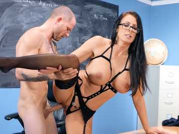 Reagan Foxx: Domme Teacher